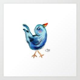 first birdie Art Print