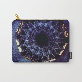 Looking Up Stalactite Dome, Alhambra Carry-All Pouch