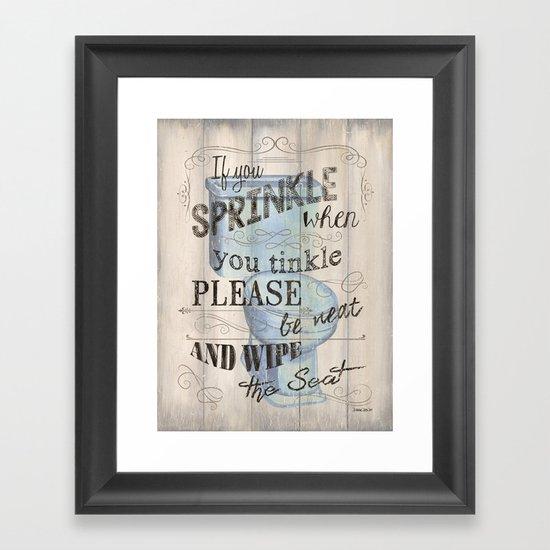 If You Sprinkle by debbiedewitt