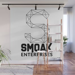 Smoak Enterprises Wall Mural