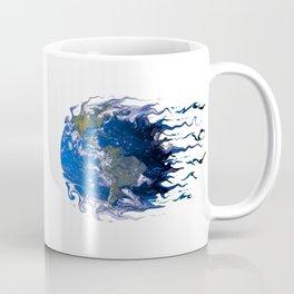 Warped Earth Coffee Mug