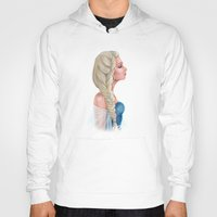 elsa Hoodies featuring Elsa by Jolenebydesign
