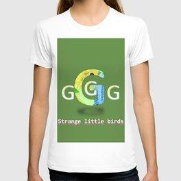 Strange Little Birds T-shirt