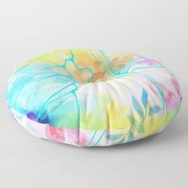 Posie Cluster Floor Pillow