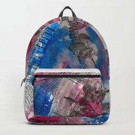 Vesalius Memento Mori Backpack