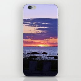 The Beauty of Sunset iPhone Skin