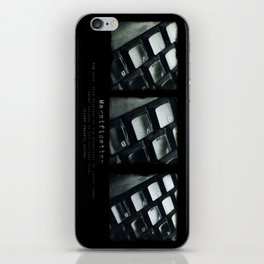 Magnification iPhone Skin