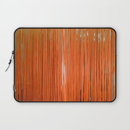 ORANGE STRINGS Laptop Sleeve