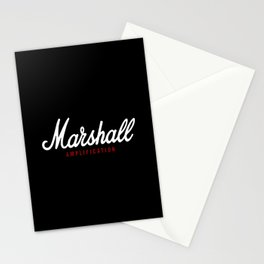 Marshall Amplification Stationery Cards