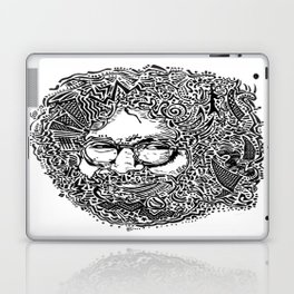 Jerry Garcia Laptop & iPad Skin