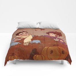Missy & Dr.Chang Comforters