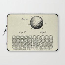 Tennis Ball-1935 Laptop Sleeve