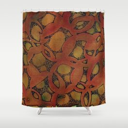 Vessels Shower Curtain