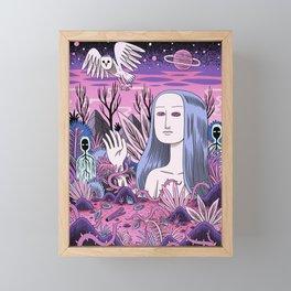 Dreamworld Framed Mini Art Print