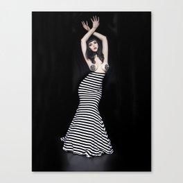Felicia Canvas Print