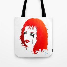 Shirley Manson - Garbage Tote Bag
