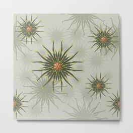 Wild Anemones Metal Print