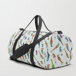 Party Like A Mermaid Duffle Bag