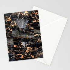 Molten Stone Stationery Cards