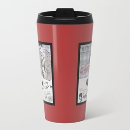 Supernatural Toy Co. Slumber Party Sam Winchester Styling Head Travel Mug