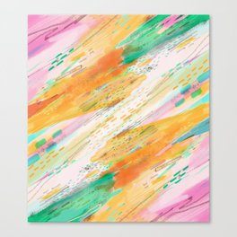 Fibers Canvas Print