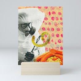 Future food Mini Art Print