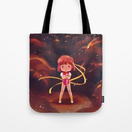 Aim for the top! Tote Bag