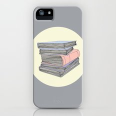 Books iPhone (5, 5s) Slim Case
