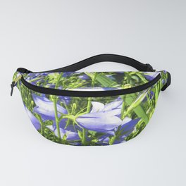 Balloon Flowers Fanny Pack