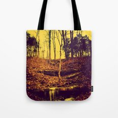 my own secret way home Tote Bag