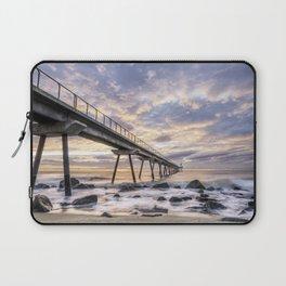 Pont del Petroli (Badalona, Catalonia) Laptop Sleeve