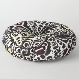 Monarch Migration Floor Pillow