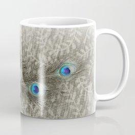 Peacock Summer Coffee Mug