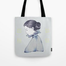 dance me through the dark Tote Bag