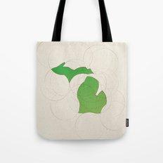 Michigan 26 Tote Bag
