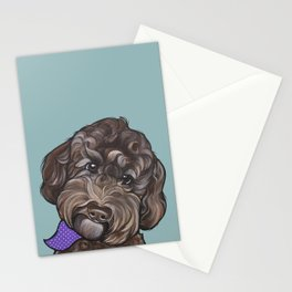 Maddie the Doodle Stationery Cards