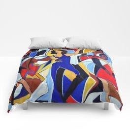 Loco Caliente Comforters