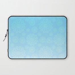 Pattern in Blue Laptop Sleeve