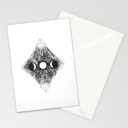 Lunacy Stationery Cards