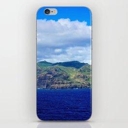 Kauai's Bright Welcome iPhone Skin