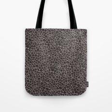 Spiral Pattern Tote Bag