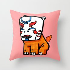 keeper of the flame Throw Pillow
