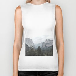 Mountains are calling Biker Tank