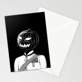 Sir Halloween Stationery Cards