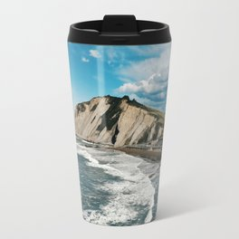 Zumaia, basque country - Travel photography Travel Mug