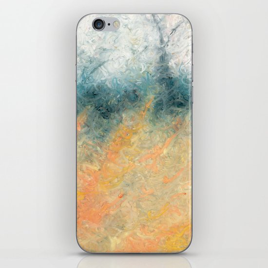 The Day's Deal With The Coming Night iPhone & iPod Skin