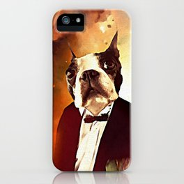 THE 2ND DOGTOR iPhone Case