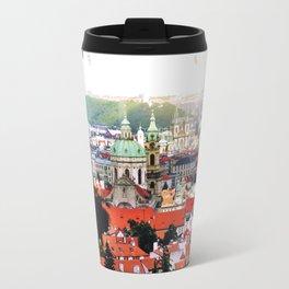 Prague, Czech Republic. Travel Mug