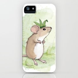A Little Mouse Prince Named Reed iPhone Case