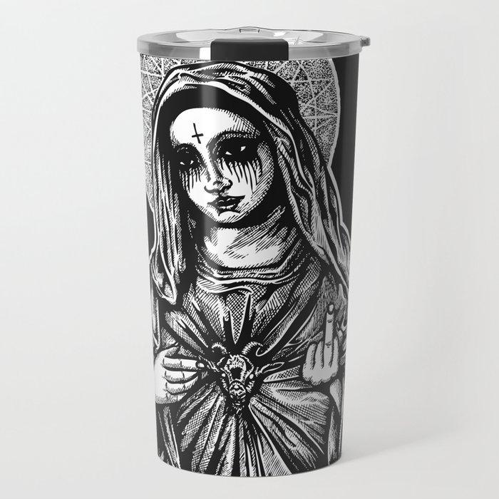 Mother Mary Travel Mug